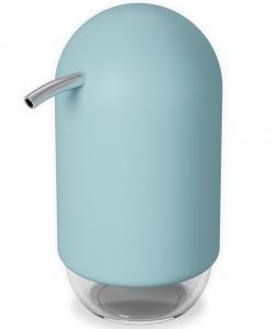 Диспенсер для мыла Touch 235 ml голубой