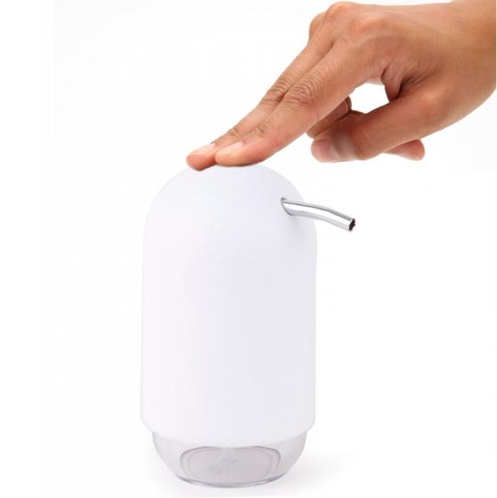 Диспенсер для мыла touch белый 2
