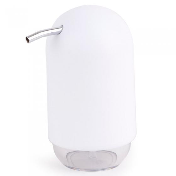 Диспенсер для мыла touch белый 1
