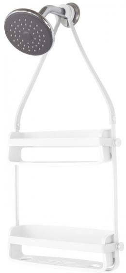Органайзер для ванной flex белый 1
