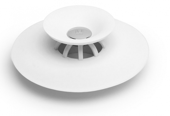 Фильтр для слива flex белый 2