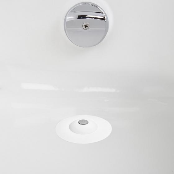 Фильтр для слива flex белый 7