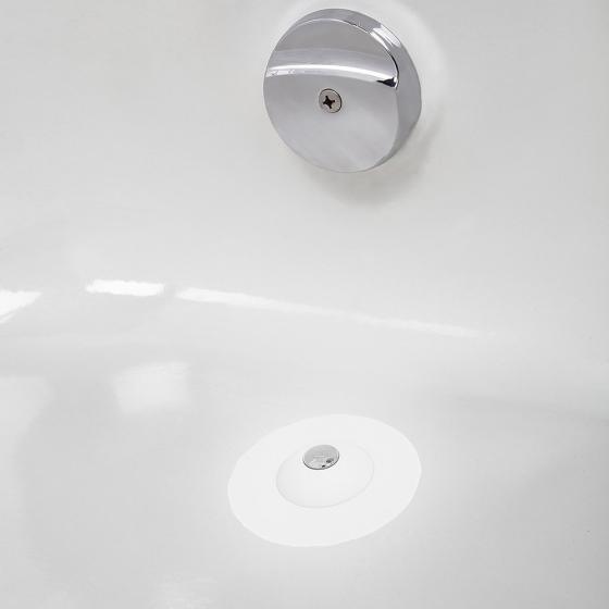 Фильтр для слива flex белый 3