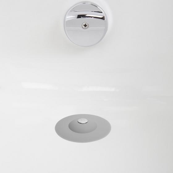 Фильтр для слива flex серый 7