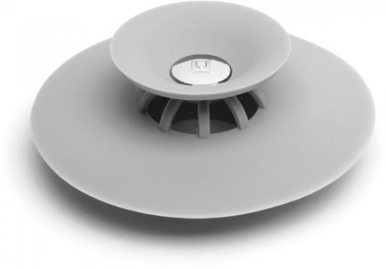 Фильтр для слива flex серый 2