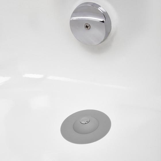Фильтр для слива flex серый 3