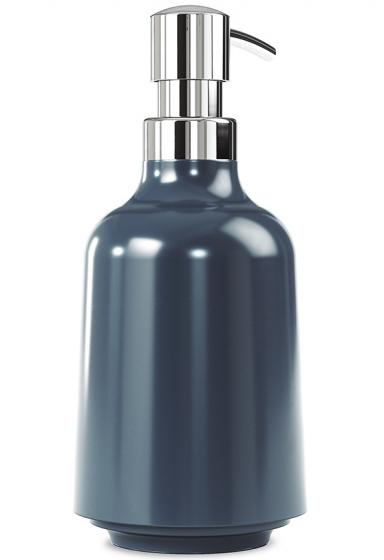 Диспенсер для жидкого мыла Step 385 ml синий 7