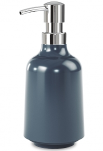 Диспенсер для жидкого мыла Step 385 ml синий