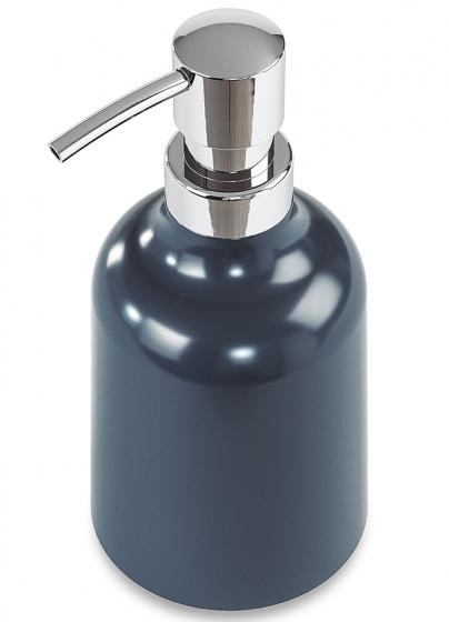 Диспенсер для жидкого мыла Step 385 ml синий 4