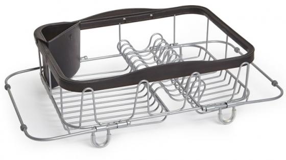 Сушилка для посуды Sinkin чёрный/никель 3