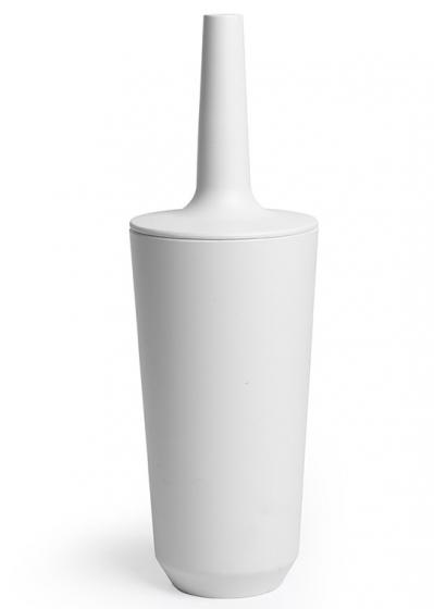 Ёршик туалетный corsa белый 1