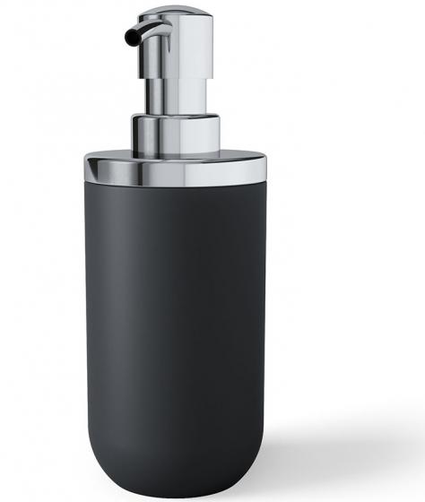 Диспенсер для мыла Junip чёрный-хром 6