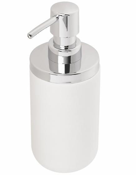 Диспенсер для мыла Junip белый-хром 2
