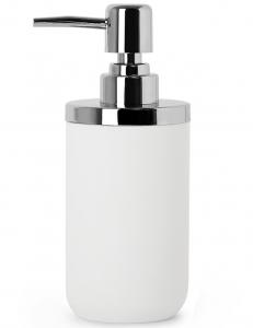 Диспенсер для мыла Junip белый-хром