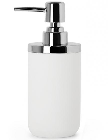 Диспенсер для мыла Junip белый-хром 1
