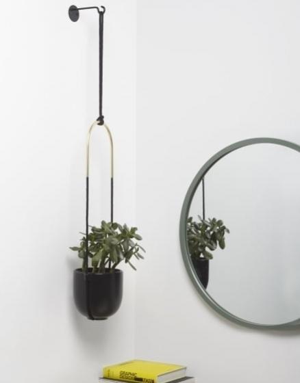 Горшок для растений подвесной 2