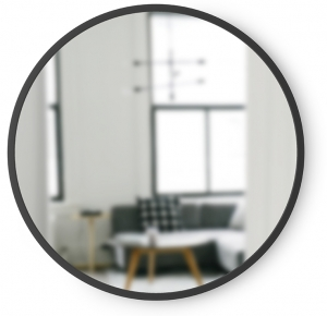 Зеркало настенное Hub Ø45 CM
