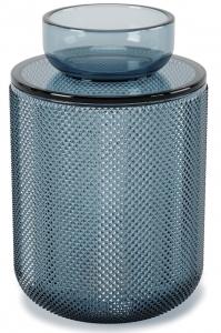 Шкатулка-органайзер Allira 10X10X16 CM синяя
