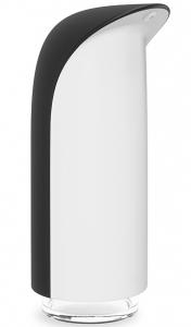 Диспенсер для мыла Emperor 255 ml чёрно-белый