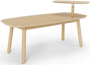 Столик кофейный Swivo 120X56X62 CM натуральное дерево