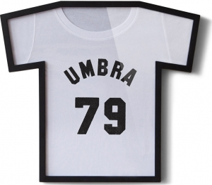 Рамка для футболки t-frame 50X54 CM чёрная