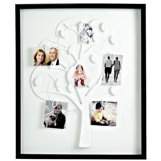 Рамка для фотографий family tree черная 61X51 CM 3