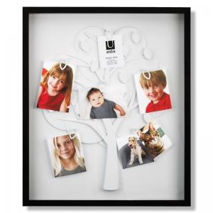 Рамка для фотографий family tree черная 61X51 CM