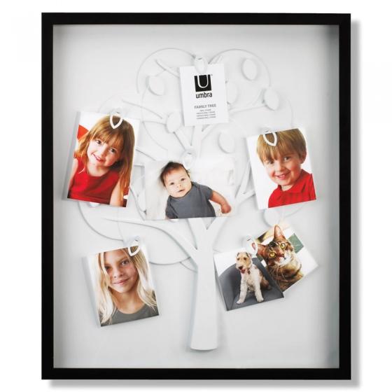 Рамка для фотографий family tree черная 61X51 CM 1