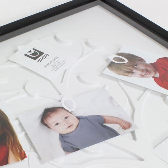 Рамка для фотографий family tree черная 61X51 CM 5