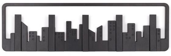 Вешалка настенная Skyline 50X15 CM 3