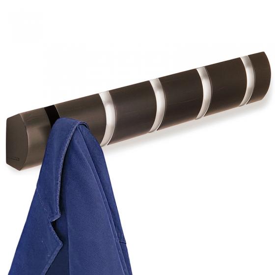 Вешалка настенная горизонтальная Flip 51X7 CM 1