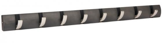 Вешалка настенная горизонтальная Flip 8 крючков 82X7 CM 5