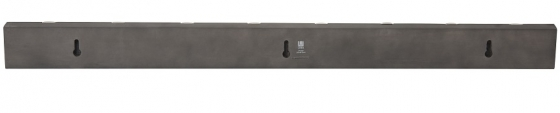 Вешалка настенная горизонтальная Flip 8 крючков 82X7 CM 6
