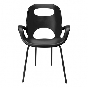 Стул Oh Chair 60X63X86 CM чёрный