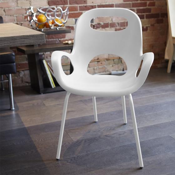 Стул oh chair белый 2