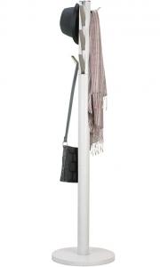 Вешалка flapper напольная 57X57X165 CM белая