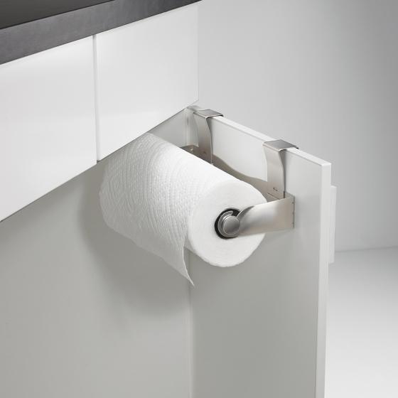 Держатель бумажных полотенец mountie никель 3