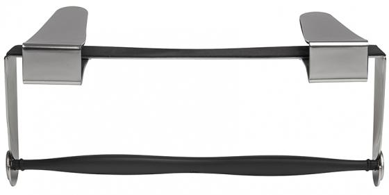 Держатель бумажных полотенец mountie никель 11