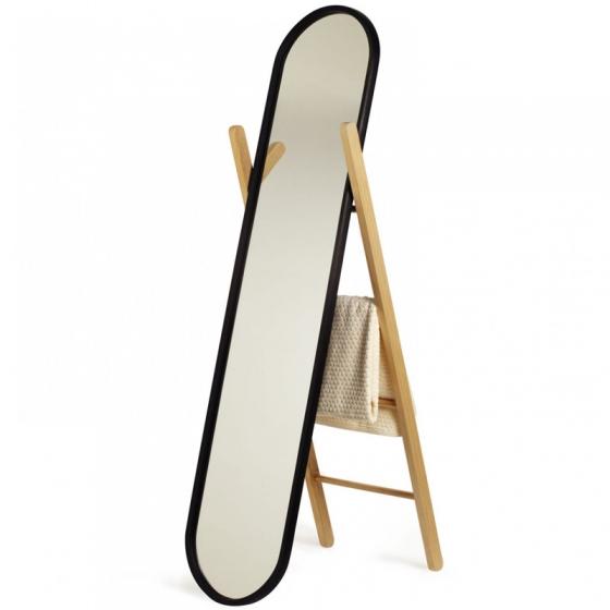 Зеркало напольное + вешалка hub 41X156 CM 1