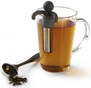 Ёмкость для заваривания чая Buddy чёрная