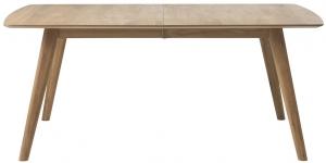 Стол раскладной Rho 150-195X90X74 CM