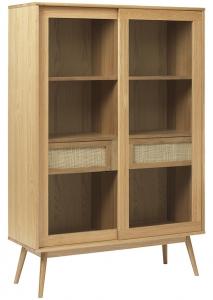 Шкаф книжный Barrali 110X40X160 CM
