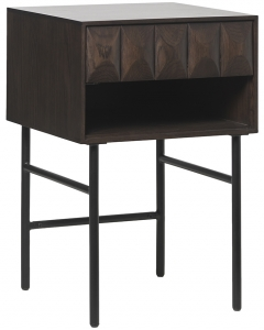 Столик прикроватный Latina 46X45X70 CM