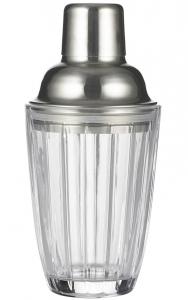 Шейкер для коктейлей Barware стеклянный 280 ml