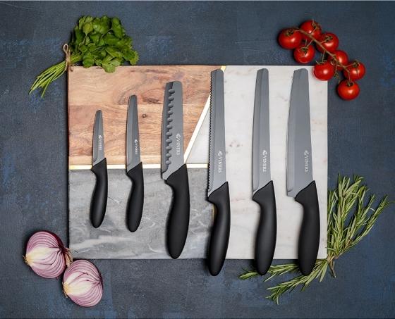 Нож сантоку Assure 15 CM 6