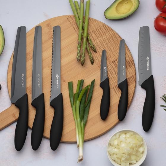Нож сантоку Assure 15 CM 4