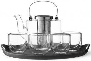 Стильный чайный набор из шести предметов Bjorn
