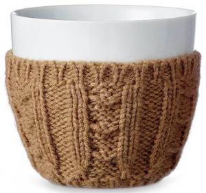 Чайный стакан Infusion 250 ml в шерстяном чехле