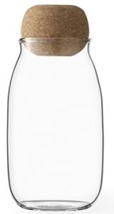 Банка для сыпучих продуктов Cortica 200 ml
