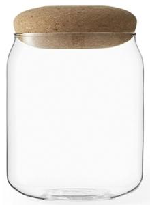 Банка для сыпучих продуктов Cortica 600 ml